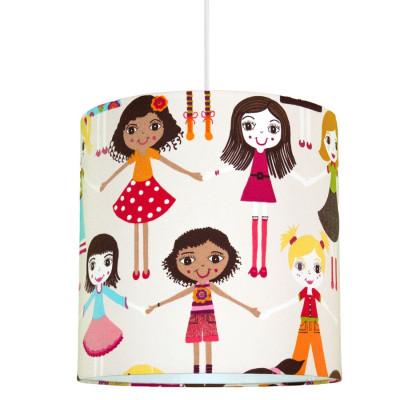 Dolls Lampshade Ø32cm