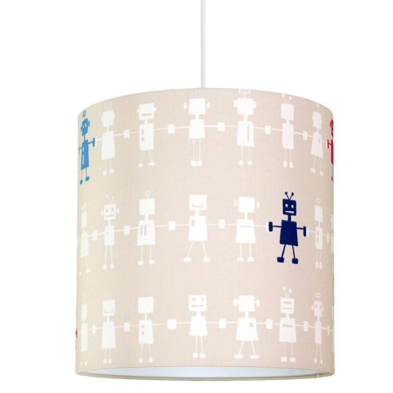 Robots Lampshade Ø32cm
