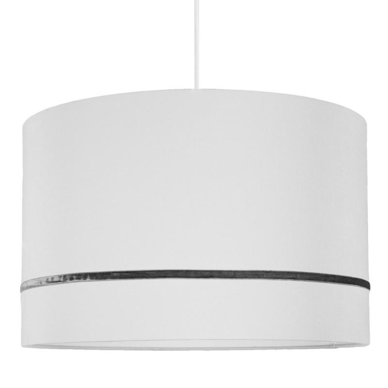 Porcelain grey ELEGANCE Lampshade Ø40cm