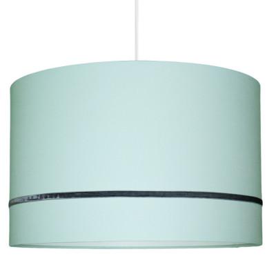 Porcelain Mint ELEGANCE Lampshade Ø40cm