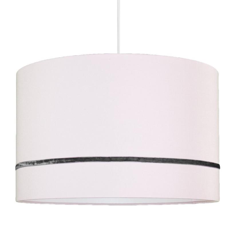 Porcelain pink ELEGANCE Lampshade Ø40cm
