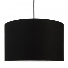 Lampshade black fi40cm collection Made By Colors youngDECO