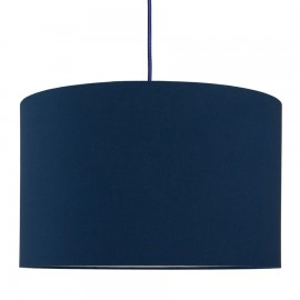 Lampshade noble navy blue fi40cm collection Made By Colors youngDECO