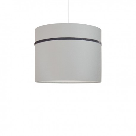 Lampshade porcelain gray mini diameter 25cm collection Made by Colors youngDECO