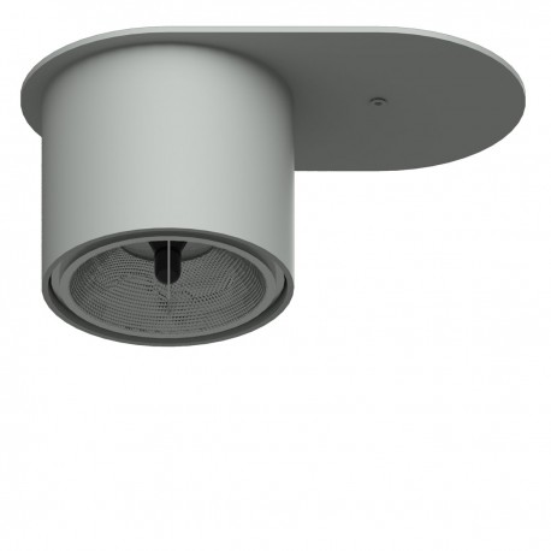 Grey reflector RUNNI GREY spot lamp ceiling THORO