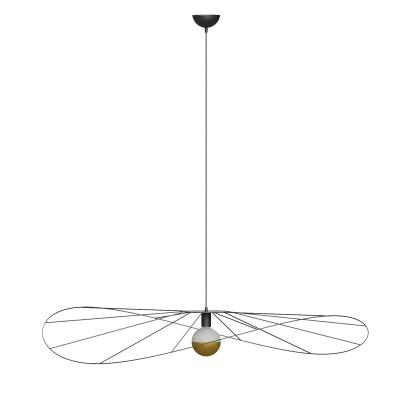 Asymetryczna lampa wisząca ESKOLA L kapelusz średnica 110cm THORO