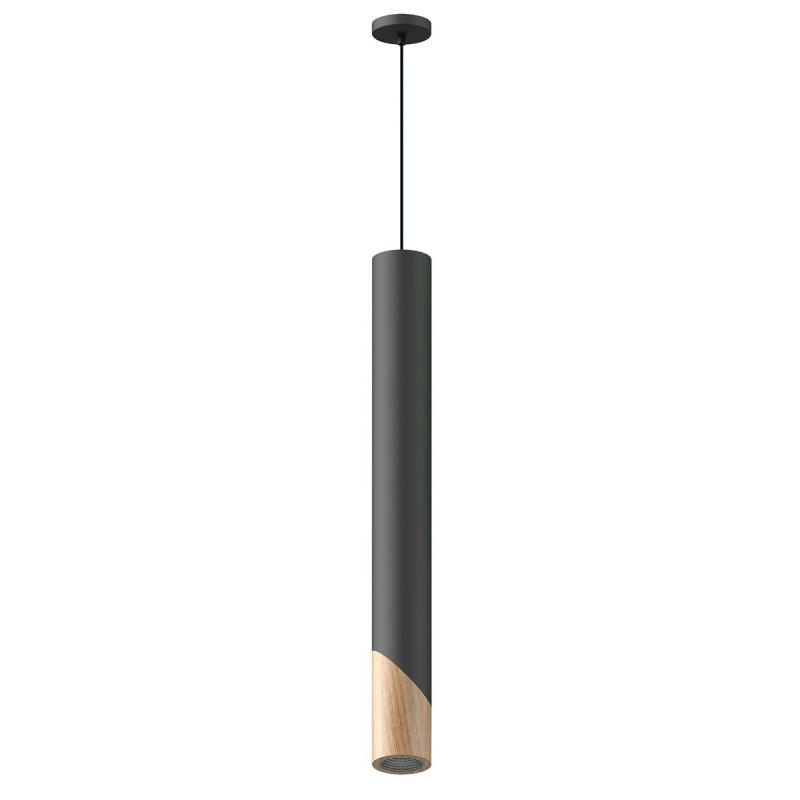 Pendant lamp made of wood and metal SVEG 100 THORO