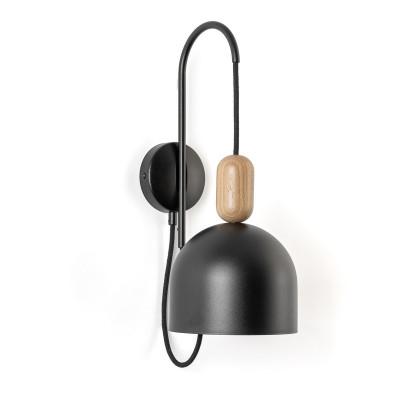 Loft Ovoi black pendant lamp