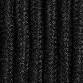 Blue mohair cable M09 Ludwina two-core 2x0.75 Kolorowe Kable