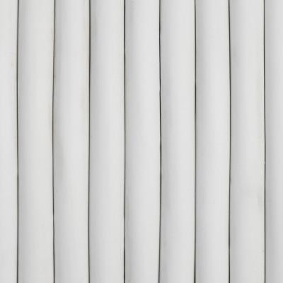 Przewód dwużyłowy 2x0.75 w białym kolorze bez oplotu okrągły H03VV-F Kolorowe Kable
