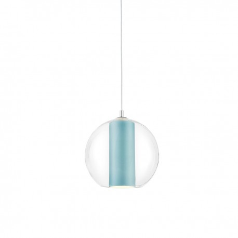 Merida S Pendant Lamp (light sea color lampshade)