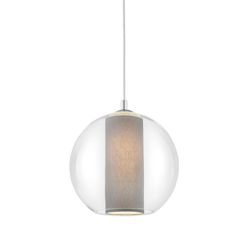 Merida M Pendant Lamp (grey lampshade)