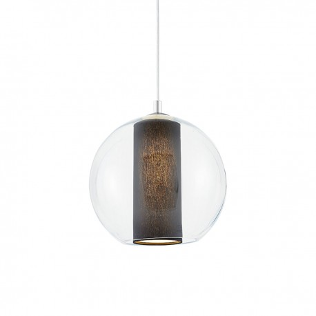 Merida M Pendant Lamp (black lampshade)