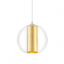 Merida M Pendant Lamp (gold lampshade)