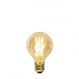 LED LAMP E27 G80 VINTAGE GOLD Star Trading
