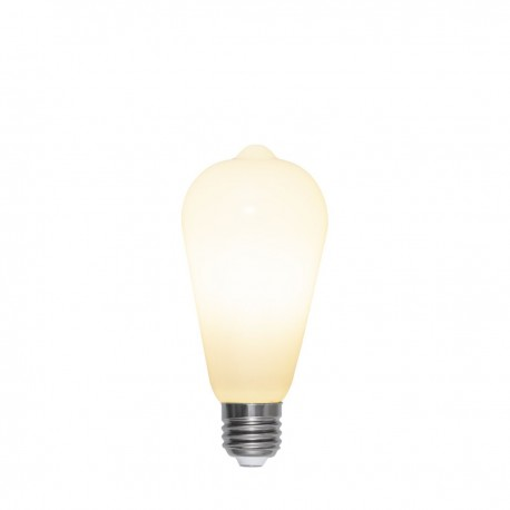 LED LAMP E27 ST64 OPAQUE FILAMENT RA90 3-STEP Star Trading