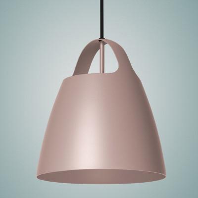 blue indigo lampa wisząca BELCANTO  28cm LOFTLIGHT
