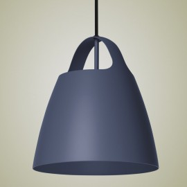 Blue Indigo  BELCANTO hanging lamp 28cm LOFTLIGHT