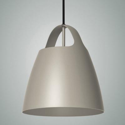 beżowa lampa wisząca BELCANTO  28cm LOFTLIGHT