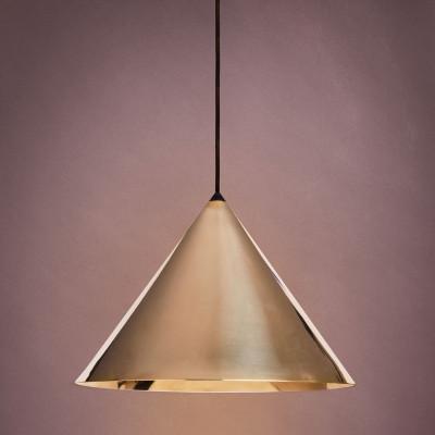 KONKO Brass Light, lampa wisząca, średnica klosza 30cm LOFTLIGHT