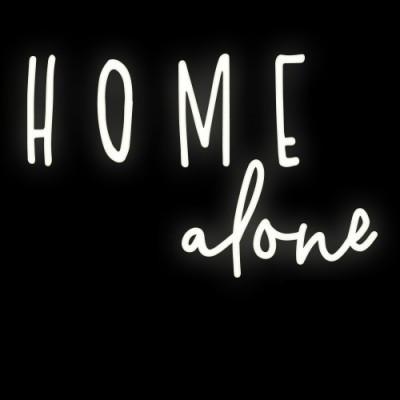 Świecący napis Home Alome 70cm x 45cm Ledon TWÓRCZYWO