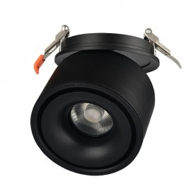 A recessed luminaire CRESTON II 15W BL Auhilon Deco Lighting