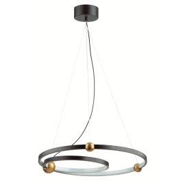 Pendant lamp ROSSO BL Auhilon Deco Lighting