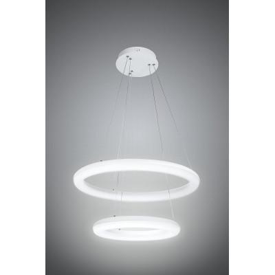 Lampa wisząca 2-punktowa NEPTUN-66W LED P8387-30W+36W Auhilon