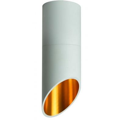 AGATE 1pl BL / G ceiling lamp Led wall lamp, ZH-803-CZARNA metal Auhilon Deco Lighting