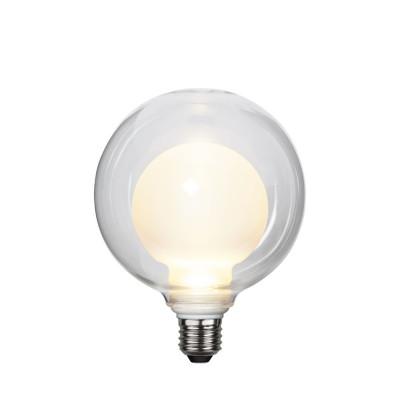 Lampa LED SPACE 3 stopnie mocy, żarówka dekoracyjna LED 125mm 3,5W 2700K Star Trading