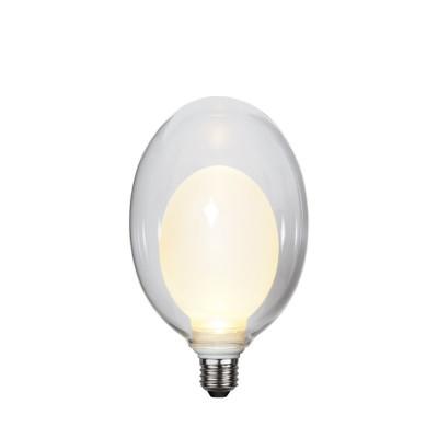 Lampa LED SPACE 3 stopnie mocy, żarówka dekoracyjna LED 120mm 3,5W 2700K Star Trading