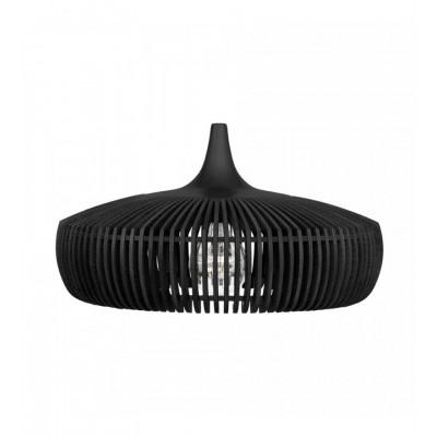 CLAVA DINE WOOD BLACK OAK UMAGE LAMP - BLACK OAK