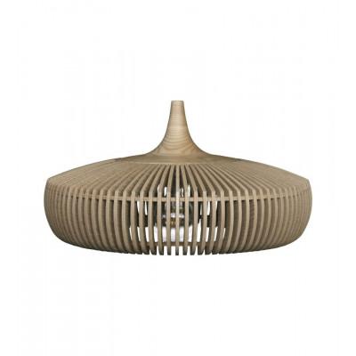 CLAVA DINE WOOD NATURAL OAK UMAGE LAMP - NATURAL OAK - 2343
