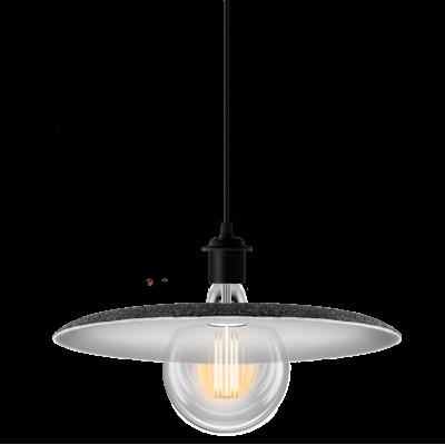 Felt lampshade Shade UMAGE (VITA Copenhagen)