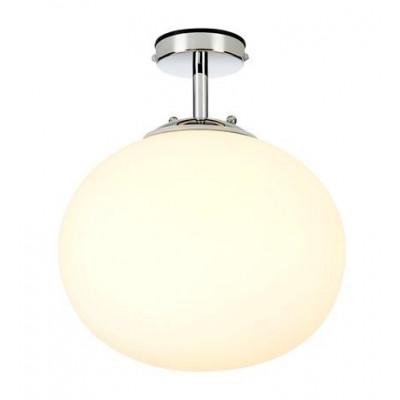 Lampa wisząca AMY Sufitowa 1L chrom/ biała IP44 107932 MARKSLOJD