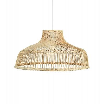 Hanging lamp LAYNEY 1L Chrome / Transparent MARKSLOJD