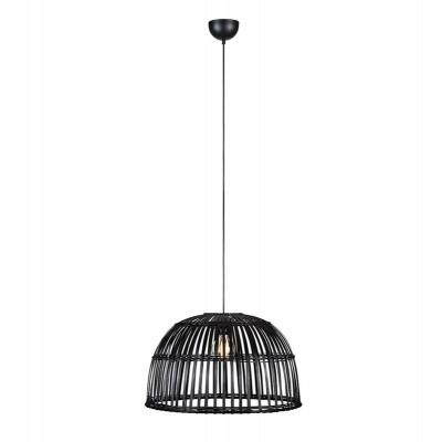 Lampa wisząca COTTAGE 1L Czarny 107981 MARKSLOJD