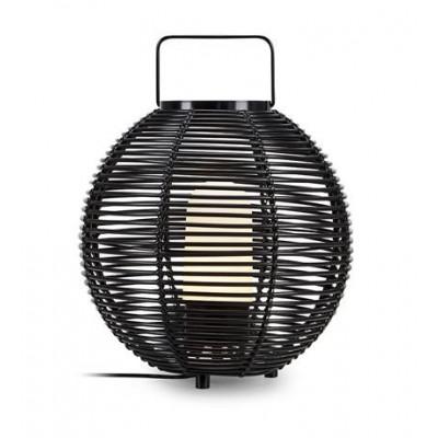 Lampa stołowa SAGE 1L Czarnya IP44 107980 MARKSLOJD
