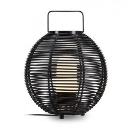 Hanging lamp COTTAGE 1L Black 107981 MARKSLOJD