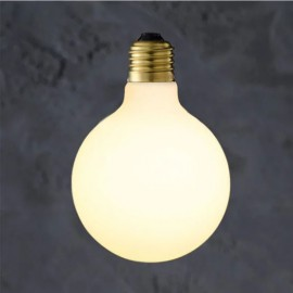 Decorative bulb Globe 95 Porcelain LED 6W Loftlight