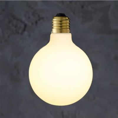 Żarówka dekoracyjna Globe 95 Porcelain LED 6W Loftlight