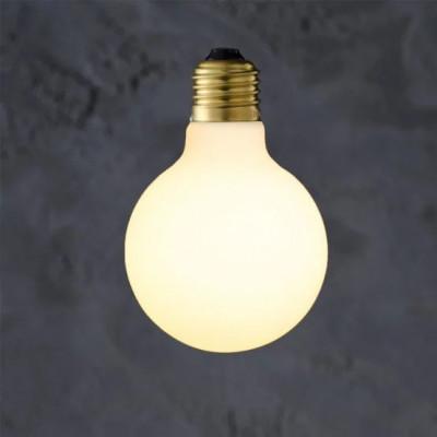 Żarówka dekoracyjna Globe 80 Porcelain LED 6W Loftlight