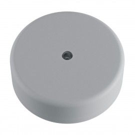 EIVA grey external ceiling cup IP65 soft silicone rosette Creative-Cables
