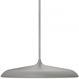 Hanging / ceiling lamp Artist 25 14W LED gray 25cm 83083010 Nordlux