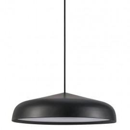 Hanging / ceiling lamp Fura 40 20W LED black 40cm 48113003 Nordlux