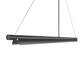 Hanging / ceiling lamp SpaceB 22W LED black 120cm 46013003 Nordlux