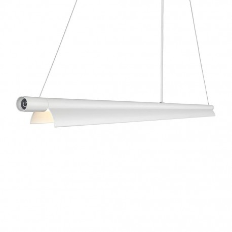 Hanging / ceiling lamp SpaceB 22W LED white 120cm 46013001 Nordlux