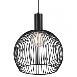 Hanging / ceiling lamp Aver 40 black 40cm 60W 84253003 Nordlux