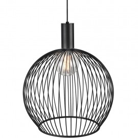 Hanging / ceiling lamp Aver 50 black 50cm 60W 84263003 Nordlux