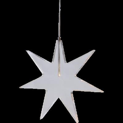Lampa GWIAZDA WISZĄCA KARLA 25cm 697-50 STAR TRADING